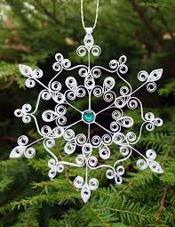 1538 best quilling snow flacks images on quilling