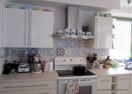 kitchen decals for backsplash embassy housing hack kitchen decals well that was different
