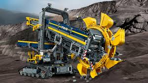lego technic sets 42055 bucket wheel excavator products lego technic lego com