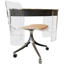 Clear Acrylic Desk Table Interior Acrylic Desk With Drawers Clear Desk Hidden Desk Cool