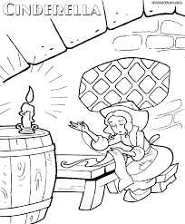 cinderella coloring pages coloring pages to download and print