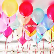 metallic balloons 10inch thick metallic balloons wedding room decoration