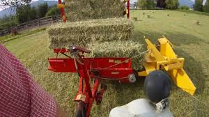 hay wagon working slick youtube