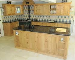 pine kitchen islands mesmerizing design a kitchen island unit with knotty pine wood