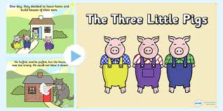 pigs story powerpoint powerpoint power
