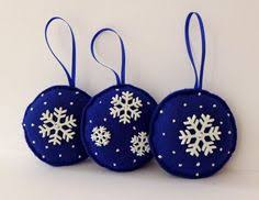jcp pole trading co set of 3 glass snowflake ornaments