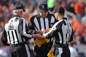 Football Penalty Flags Late Flags Seem Shady But In At Least One Instance Referees Have