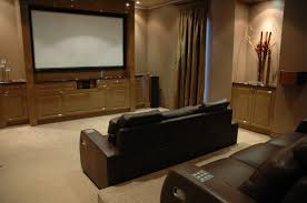 home theater paint interior home theater room design ideas big wall tv gray colored