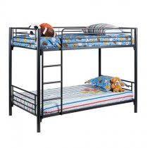 Industrial Steel Pipe Bunk Bed Get More DIY Industrial Pipe - Jysk bunk bed
