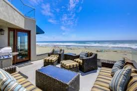 bluewater ocean front two north mission beach vacation rental