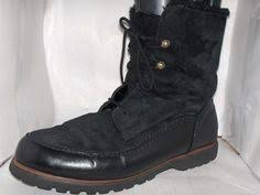 womens black ankle boots size 11 cole haan womens black leather ankle boots size 10 b colehaan