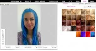 hair color simulator hair color simulator try on looks with a virtual makeover the