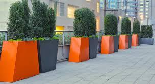 Large Tree Planters by Pot Inc Vancouvers Premium Custom Planters