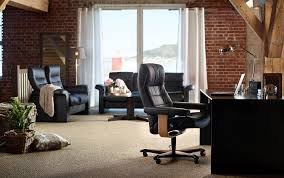 Office Furniture Fort Lauderdale by Create A Classic Office Setting With The Ekornes Stressless