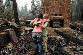 California Wildfire Dateline by Family Returns To Restaurant Ravaged By California Wildfire Nbc News