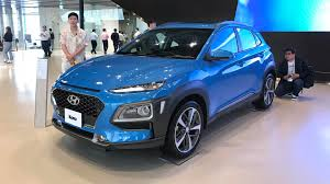 vwvortex com 2018 hyundai kona officially revealed a global b