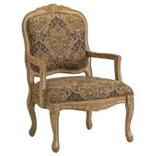 Overstock Armchairs Bella French Provincial Accent Chair Overstock Shopping Great