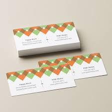 business cards sizes shapes vistaprint