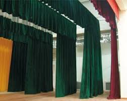 Curtains On A Stage Stage Curtain Stage Drapes Stage Backdrop Stage Curtains