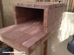 Building A Backyard Pizza Oven by Brick Pizza Oven Video U0026 Plans Gf Tv Gardenfork Tv