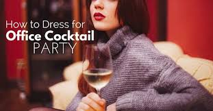 how to dress for office cocktail or dinner parties wisestep