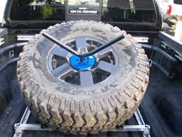 nissan pathfinder spare tire fabtech utilitrac spare tire carrier nissan frontier forum