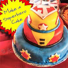 let them eat superhero cake knack magazine