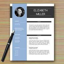 Professional References Page Template Professional Modern Resume Template For Microsoft Word