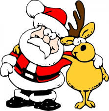 reindeer coloring pictures clip art image 11005