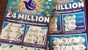 best scratch cards the big one blowout scratch cards
