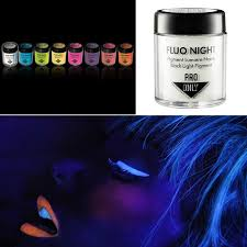 glow in the makeup 22 best glow in the neon makeup images on black