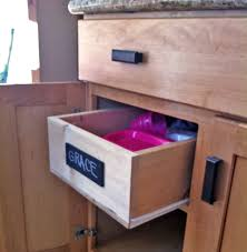 Pull Out Drawers In Kitchen Cabinets Ana White Wood Pullout Cabinet Drawer Organizer Diy Projects