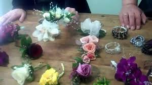 wrist corsages for homecoming trends in prom corsages by carithers flowers
