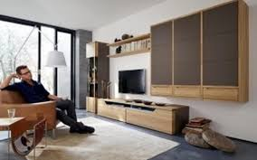 home design furniture light brown wooden corner tv stand with