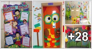 32 Classroom decoration ideas Preschool Aluno
