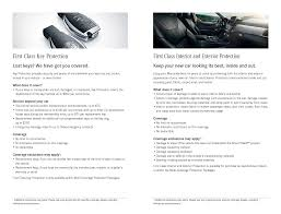 protection products mercedes benz durham