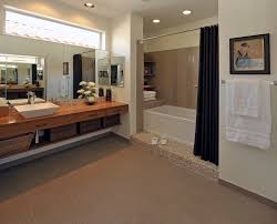 Asian Bathroom Design by Perfect Freestanding Bathroom Vanities Installing Freestanding