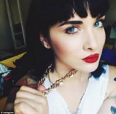 tattoo girl dating site okcupid s most popular date lauren urasek claims attention is
