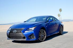 new lexus rcf 2015 lexus rc f road test automotive com