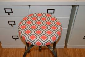 Bar Stool Seat Covers Round Chair Seat Covers Velcromag
