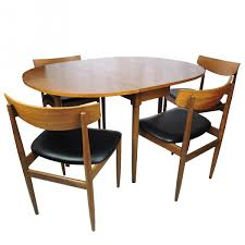 vintage dining table and chairs from g plan for sale at pamono