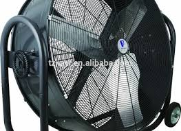 large floor fan industrial tpi f 18 te 18 industrial floor fan w 3 speeds steel 120v