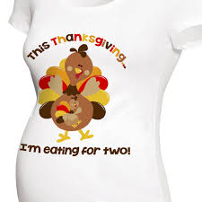 thanksgiving maternity shirt turkey for two custom womens