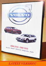 volvo s80 repair manual ebay