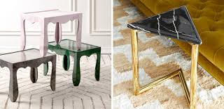 Modern Accent Furniture by Side U0026 Accent Tables Modern End Tables Jonathan Adler