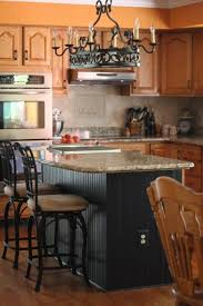 kitchen islands black our in a click updating the abode bead board kitchen