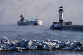 lake superior sea smoke sea smoke deep freeze birding on the arctic riviera 365 days of birds