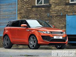 kahn land rover kahn design range rover evoque web exclusive photo u0026 image gallery