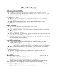 remarkable resume leadership skills section in best resume skills