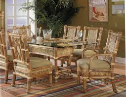 Bamboo Dining Room Chairs Bamboo Dining Furniture Kozy Kingdom